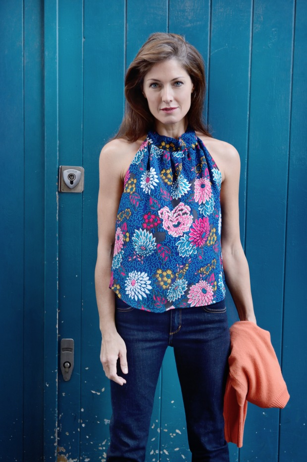 It even includes inspiring transformations in The Great British Sewing Bee, Sew Your Own Wardrobe
