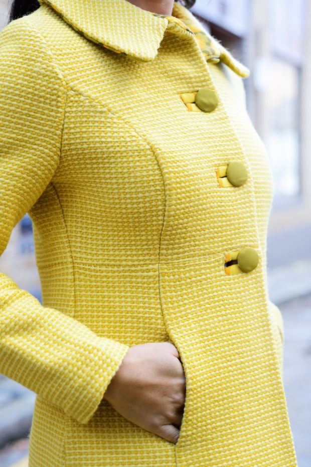 Beautiful projects with great detail in The Great British Sewing Bee, Sew Your Own Wardrobe