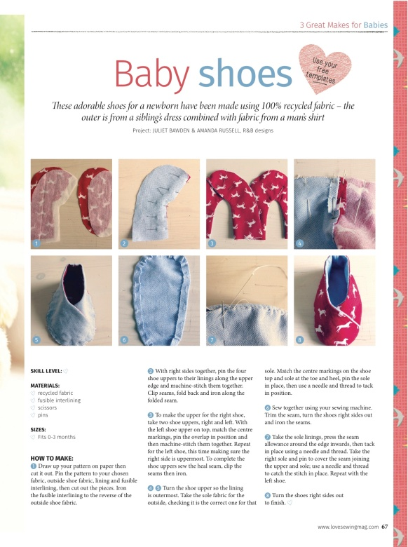 LS05.P66-671 Baby shoes
