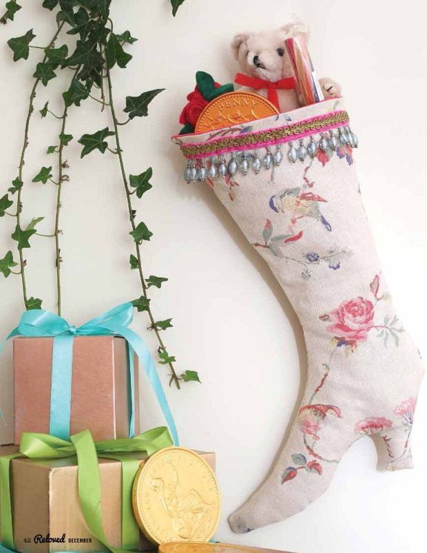 Vintage stocking-1