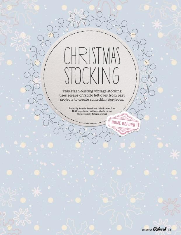 Vintage stocking-2