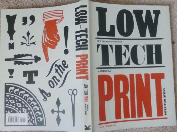 low tech print