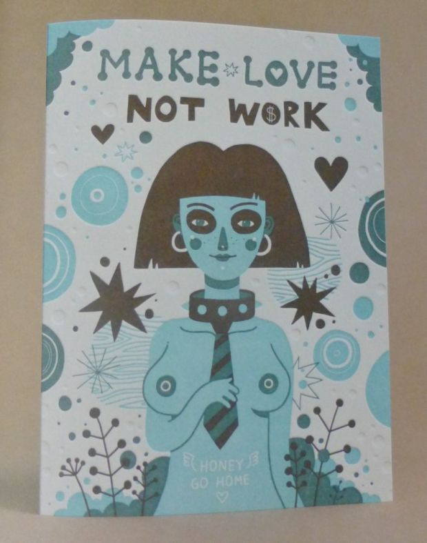 make love  not work