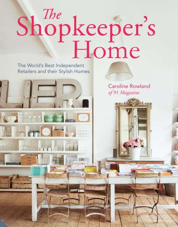 ShopkeepersHomeBook
