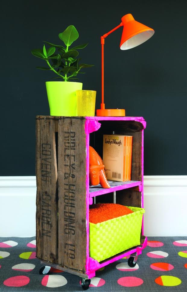 Flourescant Veg Crate 2