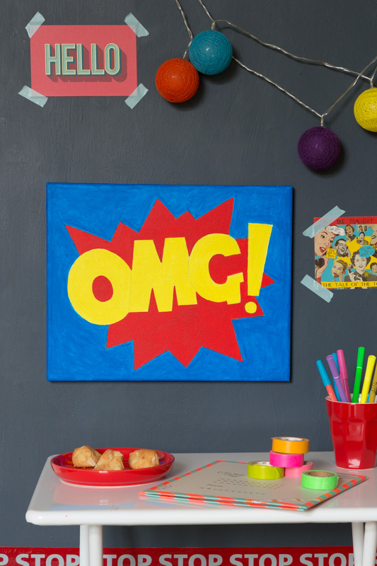 OMG Canvas